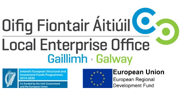 Our website re-development was kindly supported by Local Enterprise Office Galway